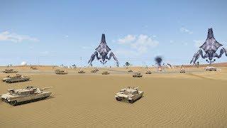 ARMA 3 Alien Contact EP 06 - Massive Combined Assault