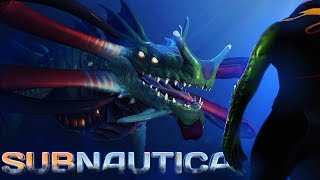 Subnautica - Create A New Leviathan..- DNA Manipulation! The Forgotten DLC Tool - Full Release 1.0