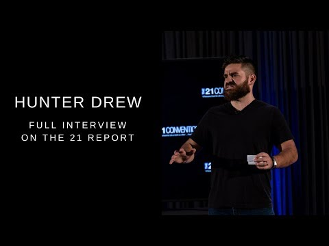 Hunter Drew (The Family Alpha) on The 21 Report | Full Interview