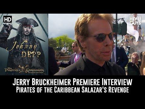 Jerry Bruckheimer Premiere   Pirates of the Caribbean: Salazar's Revenge