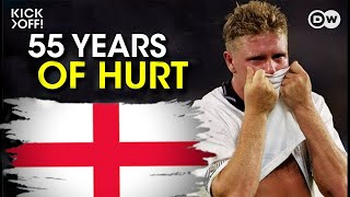 WHY England have flopped since 1966 | EURO 2021
