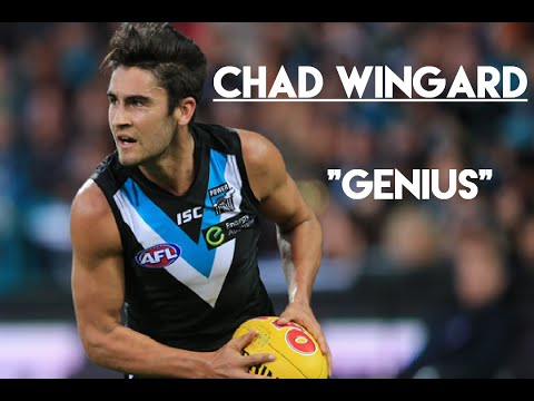 "Chad Wingard ""Genius"""