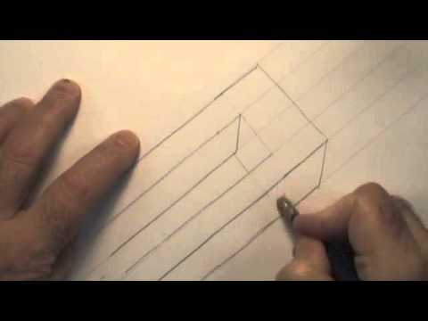 Impossible Object Drawing Project