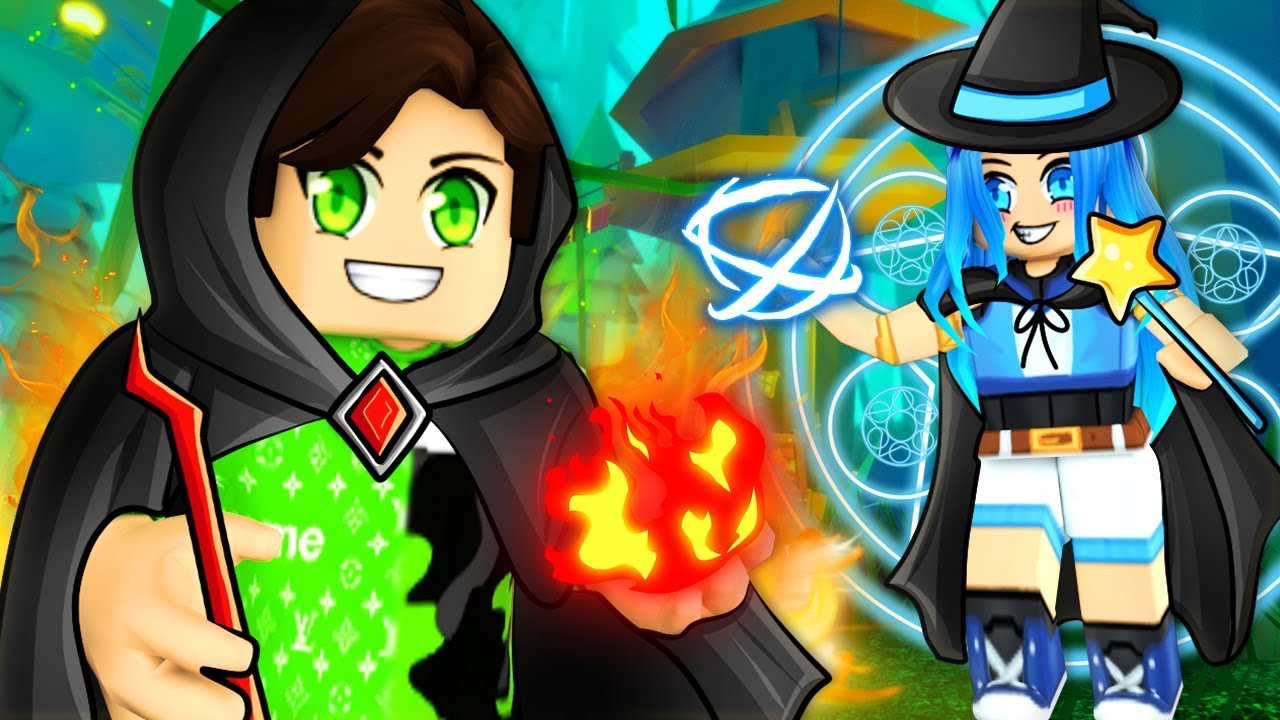 Download We have MAGIC SPELLS! Roblox Discarded Story!