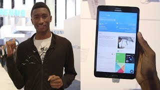 Samsung Galaxy NotePro & TabPro at CES 2014!