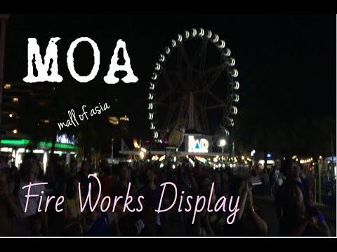 SM mall of asia (MOA)