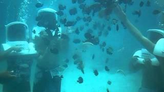 Helmet Diving (Boracay, Malay Aklan 0 Panay Island)