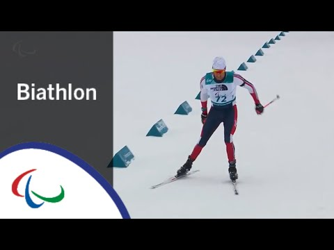 Individual standing and vision impaired |Biathlon | PyeongChang2018 Paralympic Winter Games