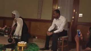 Ethiopian wife and husband part 1