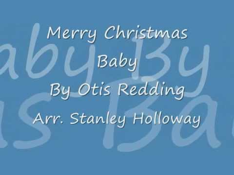 Merry Christmas Baby by Otis Redding - YouTube