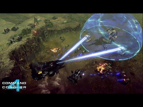 Command amp Conquer 4 Tiberian Twilight Russian Fansite