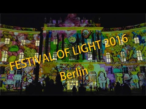 Festival of Lights 2016 - Berlin Leuchtet