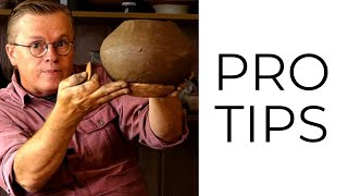 Improve your coil pottery techniques, this video covers four critical techniques to coil pot making. - Bonding coils - Pinching consistently thin walls - Refining the ...