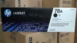 HP Toner Cartridge CE278A black - 78A