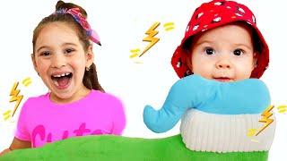 Аня и история про зубную фею