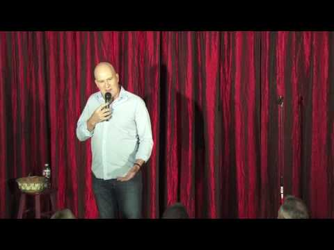 4.15.17 - Sean McCormack at the Camino Real Playhouse. Students of Stand-up