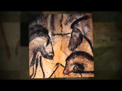 Chauvet Cave Paintings: Paleolithic Art, 32000 BC