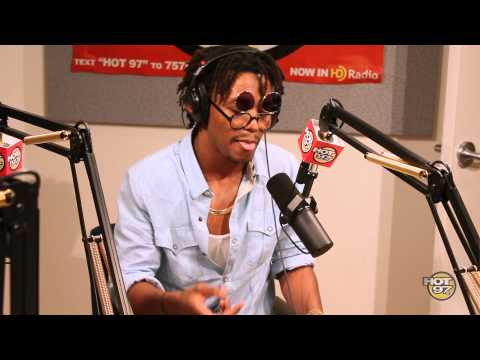 Lupe Fiasco Freestyles On Hot 97 With Funkmaster Flex!
