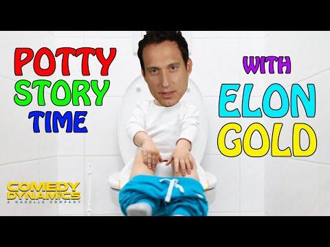 Elon Gold: Chosen And Taken - Potty Book Impressions
