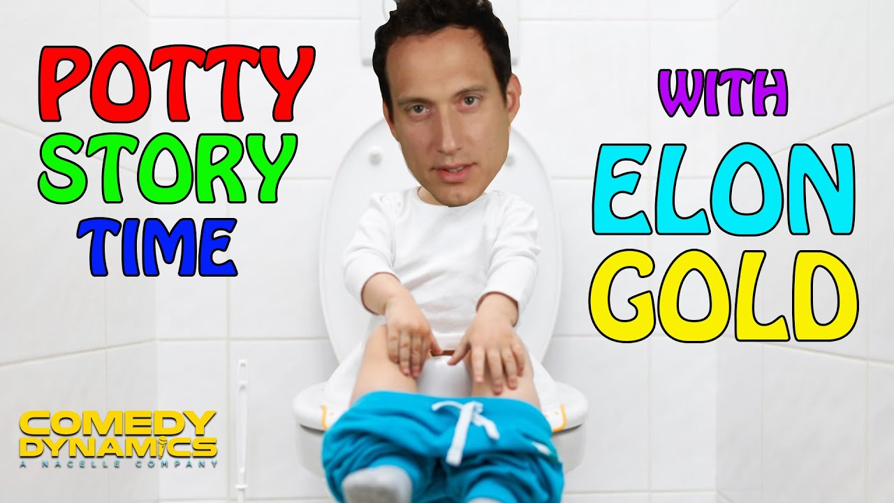 Elon Gold: Chosen and Taken - Potty Book Impressions