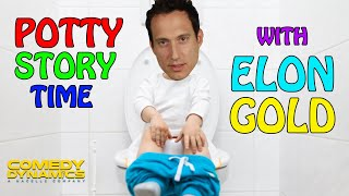 Elon Gold - Potty Book Impressions (Stand up Comedy)
