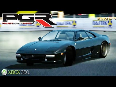 Project Gotham Racing 3 - Gameplay Xbox 360 (Release Date 2005)
