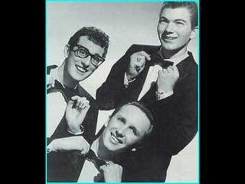 Buddy Holly And The Crickets....Wait Till' The Sun Shines Ne