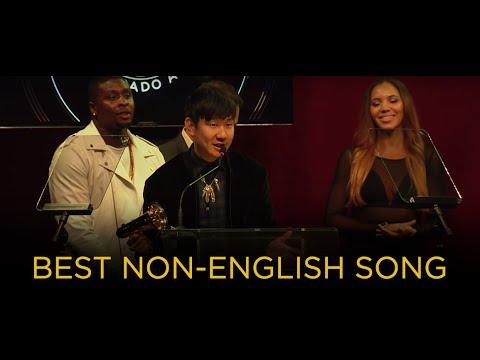 Best Non-English Song - Pensado Awards 2016