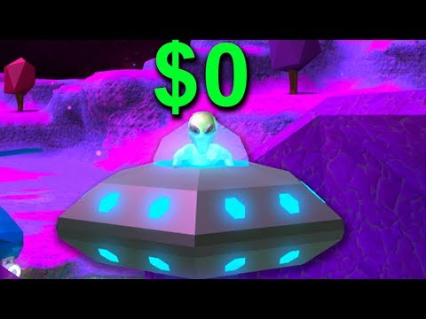 I GOT MY UFO FOR FREE IN JAILBREAK *HOW I DID IT*