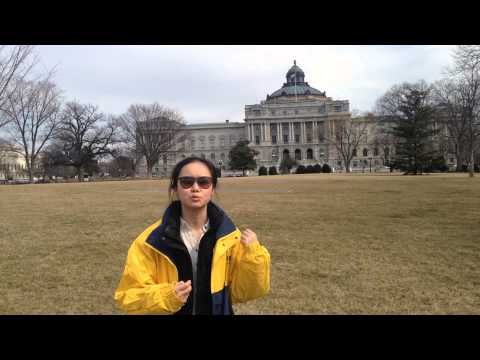LL Travel - the introduction of the library of Congress in Washington DC