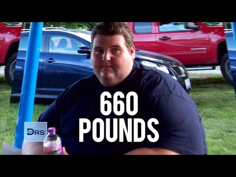 660-Pound Man's Incredible Weight Loss Journey