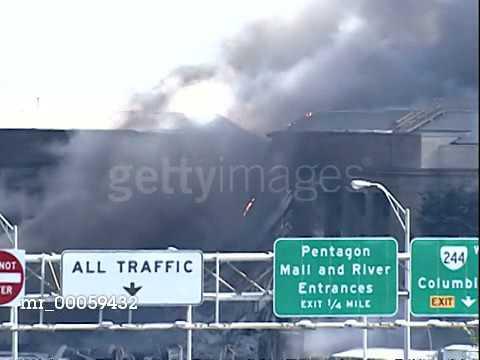 Pentagon attack video (4)