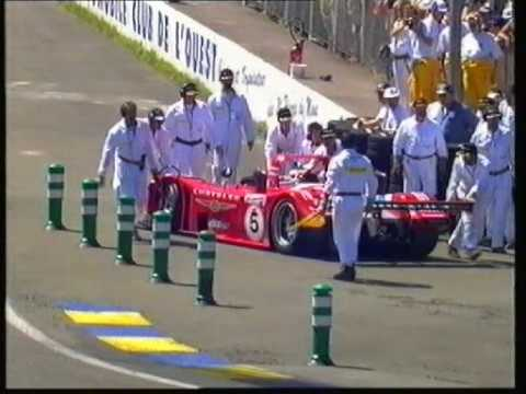 2000 - Le Mans - The start of the race - Radio Le Mans