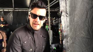 Sweet Caroline At Rock on the Range with Starset