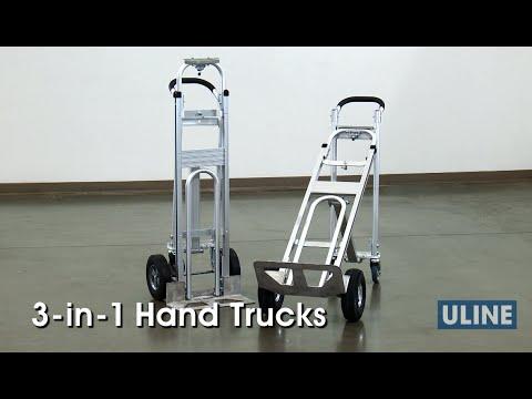 dd905b3bc06d Uline 3-in-1 Hand Trucks