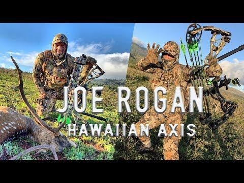 Joe Rogan Hawaiian Axis Deer Hunt with John Dudley