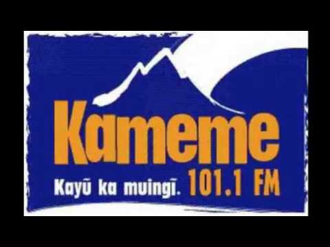 Kameme Kikuyu Funny moments on radio