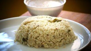 Coconut Milk Rice In Telugu