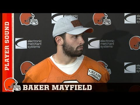 Baker Mayfield: We believe in this team we have | Cleveland Browns
