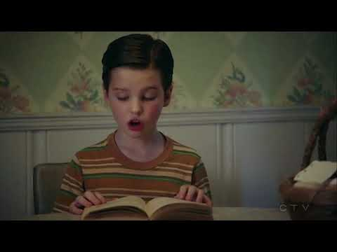 Pascal's Wager about God || Young Sheldon