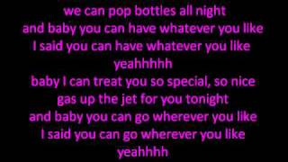 Whatever You Like-T.I. (Lyrics)