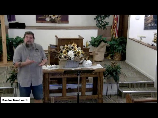 39 - Wednesday Bible Reading Night