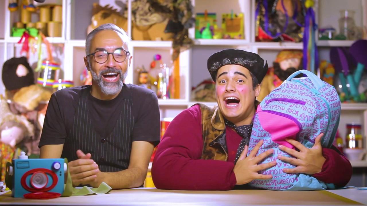 Os brinquedos do Alfredo [Episódio 24] Ibab Criança
