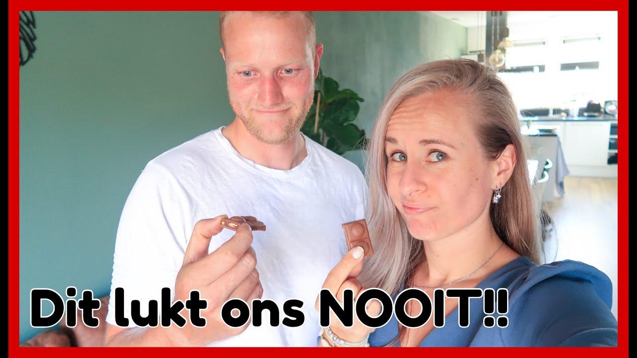 Food Challenge: Elke dag een klein stukje chocola eten!?? //OPTIMAVITA