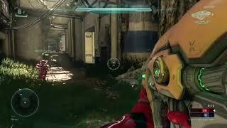 Halo 5 Guardians: Super Fiesta - Overgrowth Pt. 3 (720p HD) Gameplay