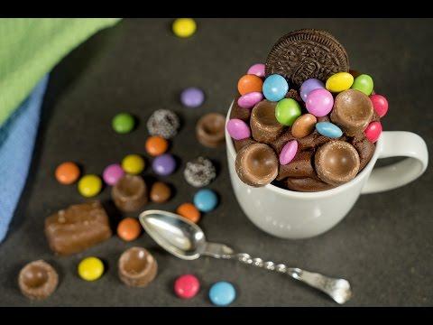 Kake i kopp: Bursdagskake på 1-2-3