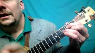 MUJ:  Red Red Wine - Neil Diamond / UB40 (ukulele tutorial)
