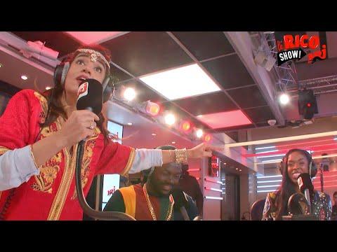 Jahyanai & Bamby s'embrouillent avec Sarah du Bled - Le RicoShow sur NRJ