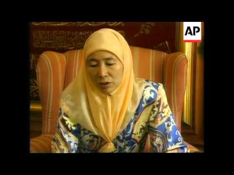 MALAYSIA: WIFE OF ANWAR IBRAHIM QUESTIONED BY POLICE