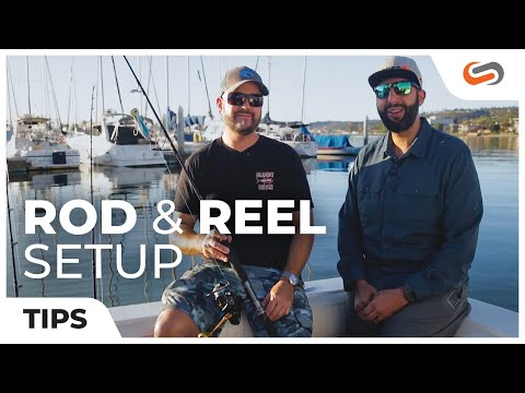 Pacific Bluefin Tuna Rod And Reel Setup With BD Outdoors | SportRx